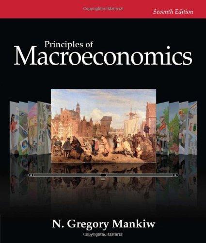 Principles Of Macroeconomics, 7Th Edition front-859321