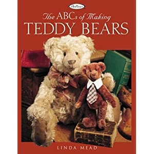 The ABC's of Making Teddy Bears Linda Mead