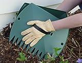 Lawn Claws Garden and Yard Leaf Scoops, 45TA