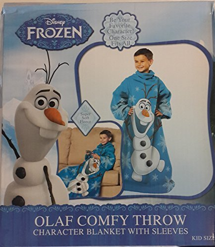 disney-frozen-olaf-comfy-designer-series-throw-character-blanket-with-sleeves-by-disney-frozen