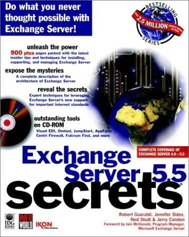 Exchange Server 5.5 Secrets®