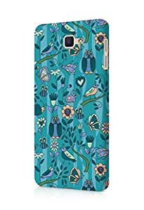 Cover Affair Nature Printed Back Cover Case for Samsung Galaxy J7 Prime