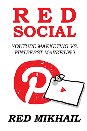 RED SOCIAL MARKETING (2016): YOUTUBE MARKETING VS. PINTEREST MARKETING