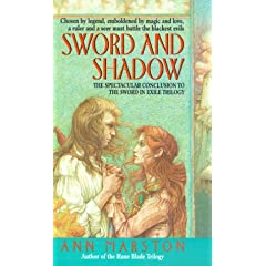 Sword and Shadow (Sword in Exile, Book 3) by Ann Marston