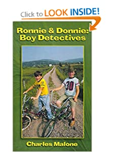 Ronnie &amp; Donnie: Boy Detectives by Charles Malone