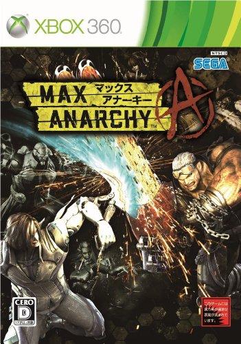 MAX ANARCHY (初回特典:魔女ベヨネッタのダウンロードコード 同梱)