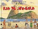 echange, troc Jano - Les Carnets de voyage de Jano : Rio de Janeiro