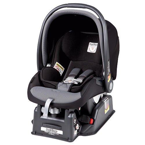 Peg Perego Primo Viaggio Sip 30/30 Infant Car Seat Stone front-204217