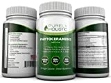 Phytoceramides Skin Therapy Supplement ★ 100% MONEY BACK GUARANTEE ★ - Rice Based, 100% Natural, 30 Vegetarian Capsules, Contains 100% DV of Vitamin A,C,D & E with No Fillers or Artificial Ingredients From Purely Holistic