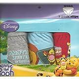 Winnie the Pooh Pack of 3 briefs