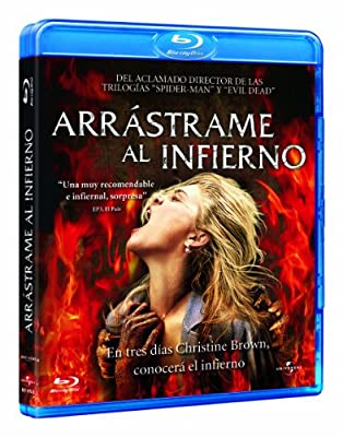 Arrástrame Al Infierno (Blu-Ray) (Import Movie) (European Format - Zone B2) (2009) David Paymer; Lorna Raver;