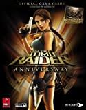 David Hodgson Lara Croft Tomb Raider Anniversary (XBOX360, PS2)