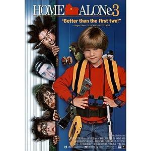 Home Alone Dvd 27x40 Home Alone 3 Movie Alex D Linz Haviland Morris Original Poster Print Best Deal