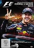 Der offizielle Rückblick der Formel 1 Saison 2012 [2 DVDs]