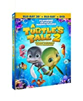 A Turtle's Tale 2: Sammy's Escape from Paradise (DVD/Blu-Ray/3D Combo) by Vivendi Entertainment