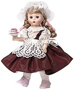 Amazon.com: Madame Alexander Belgium Wendy Doll: Toys & Games