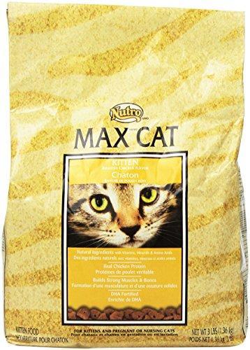 Nutro MAX CAT Kitten Roasted Chicken Flavor
