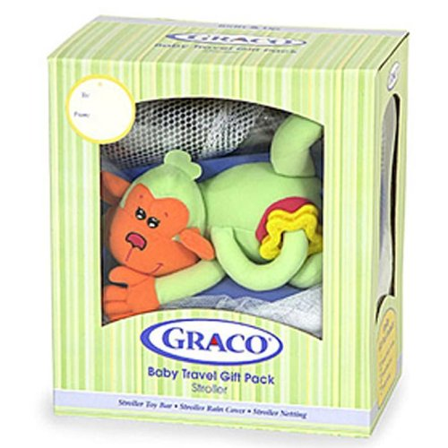 Graco Car Seat Accessories Stroller Gift Pack