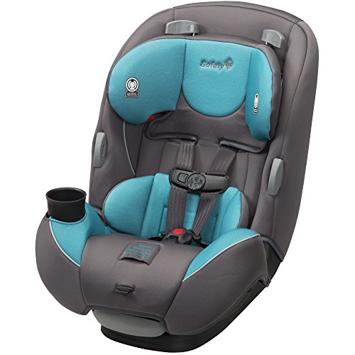 Safety-1st-Continuum-3-in-1-Convertible-Car-Seat-Sea-Glass-Teal