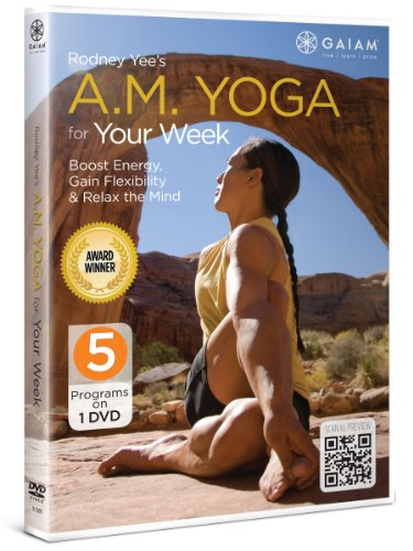 Am Yoga for Your Week [DVD] [Region 1] [US Import] [NTSC]