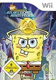 echange, troc Wii Jeux SpongeBobs Atlantisches Abenteuer / aventure atlantique