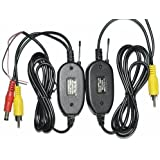 BW 2.4G Wireless Color Video Transmitter and Receiver for The Vehicle Backup Camera/Front Car Camera