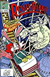 Roger Rabbit Comic 3 Aug (Danger Behind the Scenes Rollercoaster Rabbit, 3 Aug)