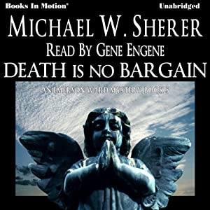 Death Is No Bargain Audiobook