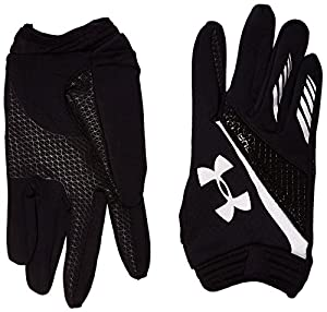 Under Armour UA Storm Strive Gants Homme Black/Black/Reflective FR : L (Taille Fabricant : LG)