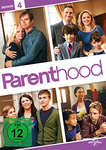 Parenthood - Season 4 [3 DVDs]