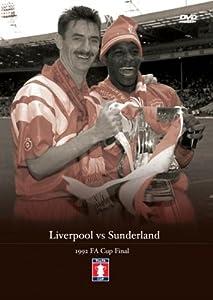 1992 Fa Cup Final Liverpool Fc V Sunderland Dvd by Ilc Media