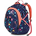 High Sierra Fat Boy Backpack Flamingo Time/Coral/Navy