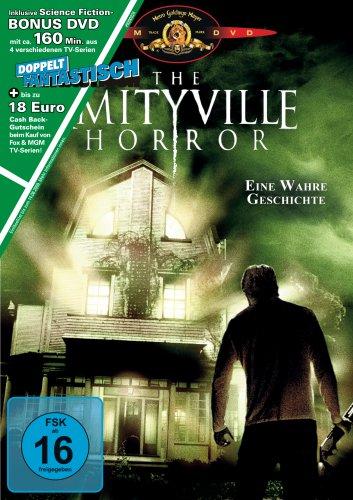 The Amityville Horror - Eine wahre Geschichte (+ Bonus DVD TV-Serien)