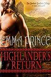 Highlanders Return: The Sinclair Brothers Trilogy, Bonus Novella (Book 2.5)