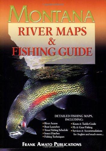 Montana River Maps & Fishing Guide