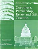 img - for Study Guide to 2009 Corporate, Partnership, Estate, and Gift Taxation book / textbook / text book
