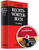 img - for Rechtsw rterbuch book / textbook / text book