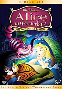 Alice in Wonderland (Masterpiece Edition) (Bilingual)