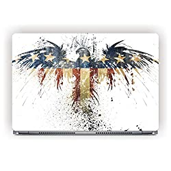 Posterboy The Eagle Laptop Skin (Multicolor)