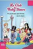 """Afficher """"Le club des baby-sitters n° 6<br /> Un grand jour pour Kristy"""""""