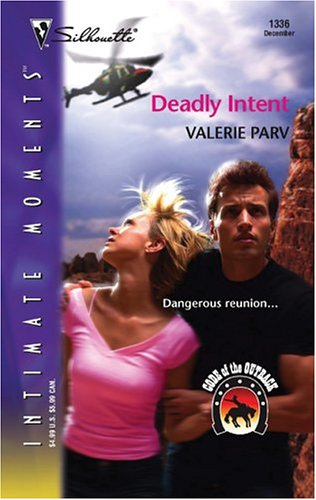 Image of Deadly Intent : Code of the Outback (Silhouette Intimate Moments)