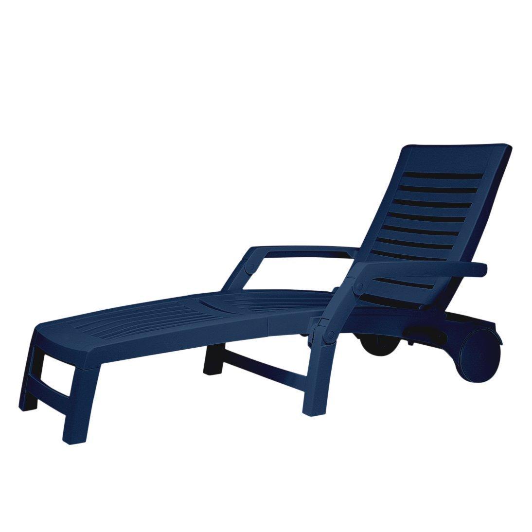 BEST 15400020 Rollliege Florida, blau günstig online kaufen