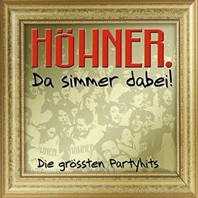 Da Simmer Dabei... Die Gr�ssten Partyhits! (Gold Edition)