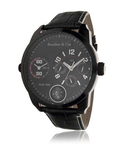 Boudier & Cie Reloj OZG1065 Negro 48 mm