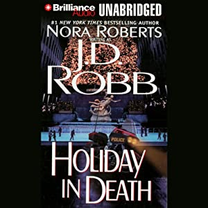 Holiday in Death Audiobook