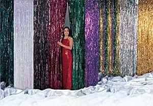 Premium Curtains 3 by 8 White