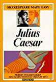 Julius Caesar (Shakespeare Made Easy) (0812035739) by William Shakespeare