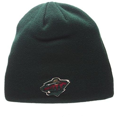 Zephyr Men's Minnesota Wild Edge Knit Hat Adj (Minnesota Wild Zephyr compare prices)