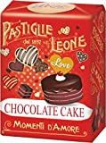 Leone Box of Love Chocolate Cake Pastilles 30 g (Pack of 5)