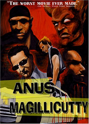 Anus Magillicutty [DVD] [Import]